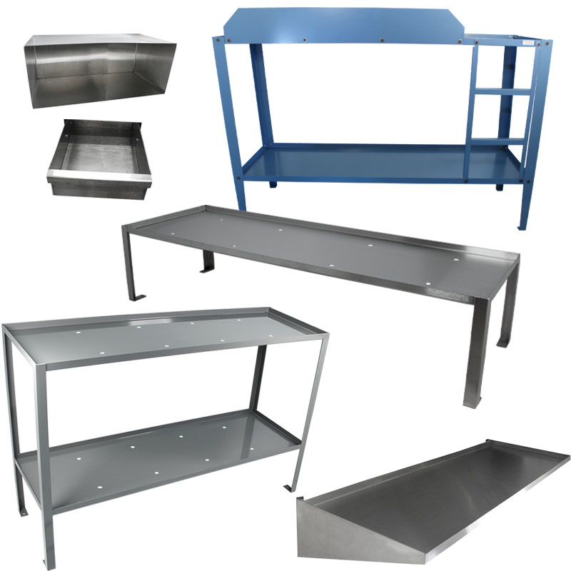 Product category image of KryptoMax® stainless steel and powder-coated steel corrections beds, bunks, and related accessories for intensive use